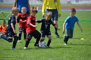 Перший в Україні футбольний турнір для дошкільнят відбувся в Білій Церкві