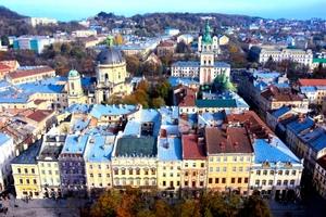 Львів потрапив у ТОП туристичних місць за версією The Telegraph