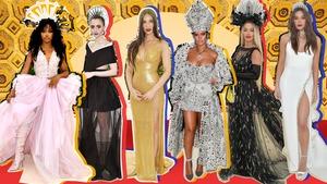 Мода та релігія: як селебретіз дивували тематичними сукнями на Met Gala