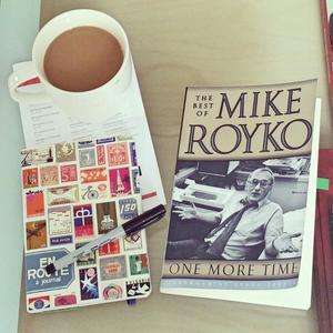 Mike Royko - Голос Чикаго з українським корінням
