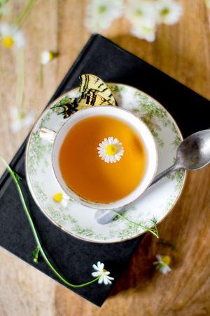 Хочеш, я наллю тобі чаю?