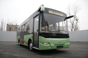ЗАЗ обіцяє випустити перший електроавтобус вже у 2018 році