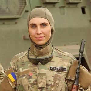 Аміна Окуєва - сучасна українсько-чеченська Жанна д'Арк