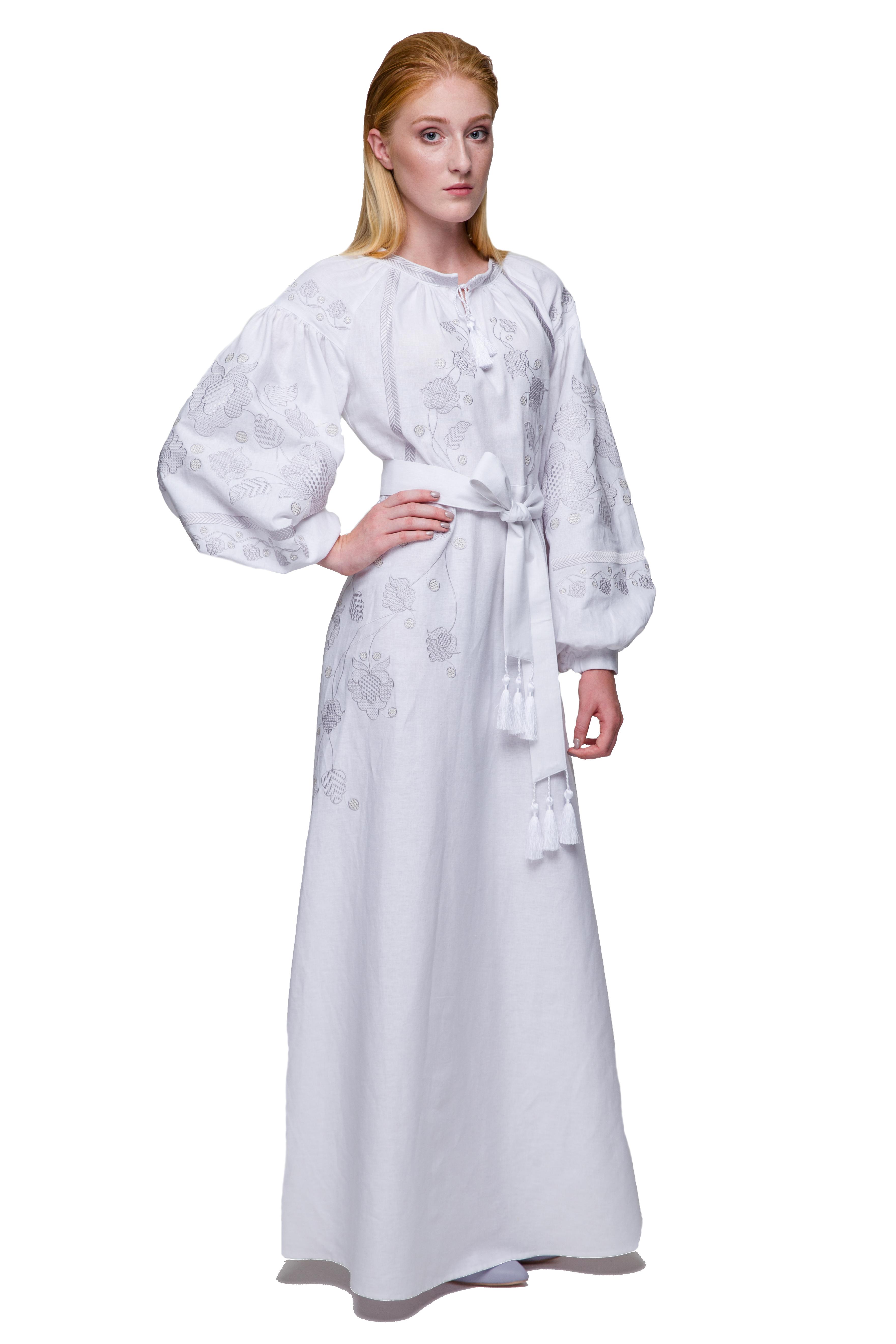 Купити вишиту жіночу сукню від українського бренду 2KOLYORY a44313bab4c67