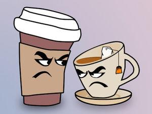Кава vs. чай: що краще?