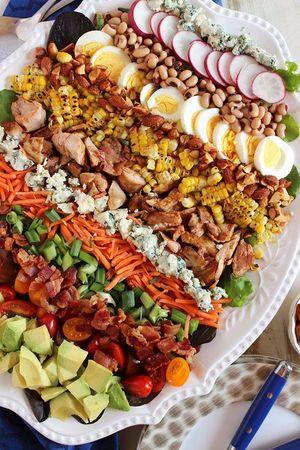 5 рецептів салатів до новорічного столу