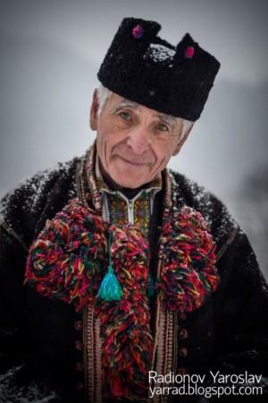 Гуцули Ярослава Радіонова