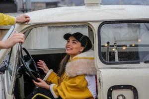 Азербайджанська співачка Samra зняла кліп у Львові