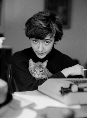 Дев'ять цитат іменитої Франсуази Саґан у картинках