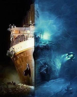 Гурмани на Титаніку