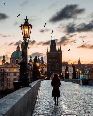 Прага — архітектурна столиця: про місто очима туристки