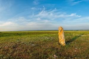 Безмежні степи України: медитація