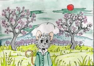 Як українське мишеня заговорило японською, а вихованці шкіл-інтернатів працювали над спільним мистецьким проектом