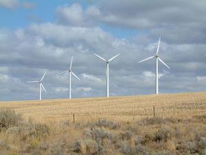 США допоможуть побудувати велику вітряну електростанцію в Україні