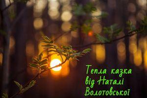 Тепла казка від Наталі Волотовської
