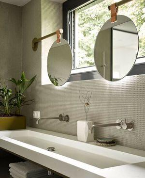 Оригінальні та практичні умивальники для ванної кімнати