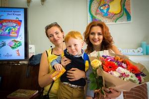 Леся Кічура: «Казкарство уже втретєповернуло мене до материнства»