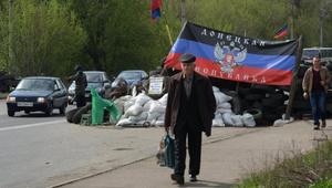Отпечатки пальцев, фото и телефонная книга: какие ноу-хау получили жители Донбасса на блокпостах «ДНР» (репортаж)