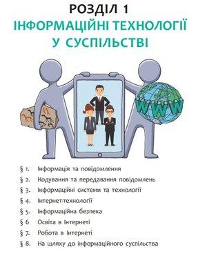 Сучасні інформаційні технології суспільства