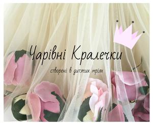 Чарівні кралечки - новий український бренд дитячого одягу