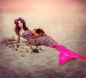 Боісіда - письменниця, яка навчилась плести мереживо русалчиних мрій