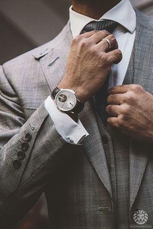 Тримати стиль: розбираємо чоловічий гардероб