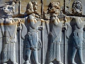 Коли Персеполіс (Парса) був одним з чудес античного світу