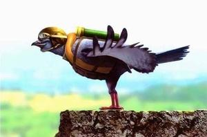 Голуби-листоноші: крилата пошта минулого