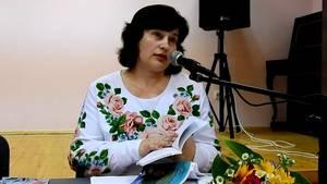 Тетяна Череп-Пероганич: Треба поважати себе, як поета, щоб і інші поважали