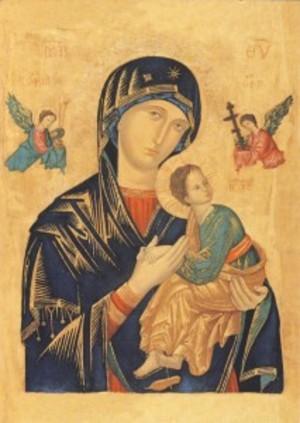 Молебень до Матері Божої Неустанної Допомоги