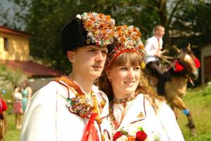 Весілля у Космачі