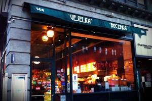 Український ресторан став легендарним на Мангеттені