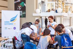 Зустріч мовомарафонців у Києві