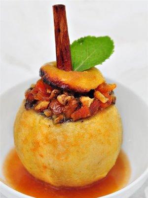 Літній фруктовий десерт