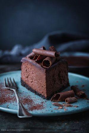Готуємо разом: низькокалорійний шоколадний чизкейк