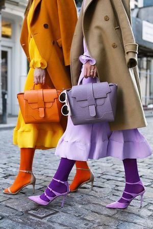 Які колготки будуть модними в сезоні осінь—зима 2019