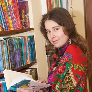 Наталія Дев'ятко: Я не уявляю свого життя ані без письменництва, ані без науки