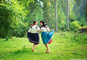 Girls from Transcarpathia