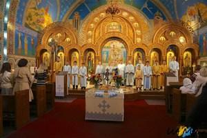 Свято Покрови на парафії св. Володимира і Ольги