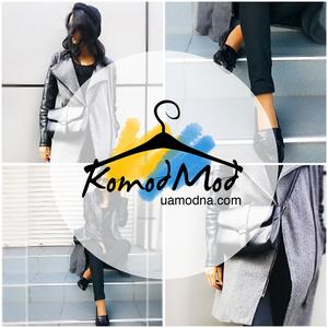 Black&Grey - новий стильний образ у Komod Mod