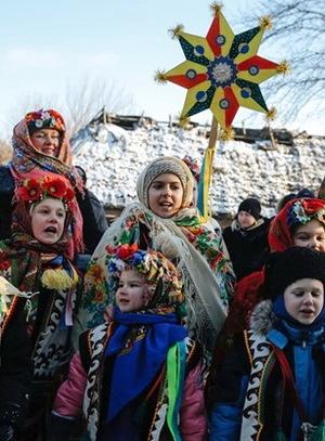 Коляда та Різдво – сакральна основа Православного<br /> календаря!<br />