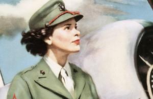 Жінка в контексті Другої світової війни