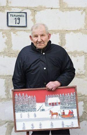Людина невтомна: історія творчого шляху cамобутнього художника Станіслава Когусюка