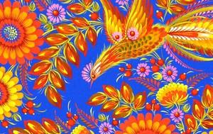 Галина Назаренко поширює українське мистецтво петриківського розпису