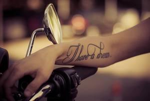I Have A Dream або навколосвітня подорож на мотоциклі