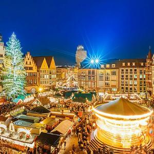 10 Різдвяних ярмарків світу, які варто відвідати