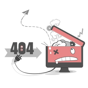 6 tips on how to design a catchy 404 page
