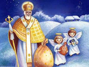 Святий Миколай і Дід Мороз: 9 відмінностей (інфографіка)