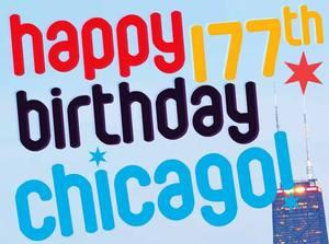 З Днем народження, Чикаго!