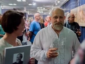 В Киеве открылась выставка известного украинского художника Владислава Шерешевского в рамках проекта «Kyїv art school»